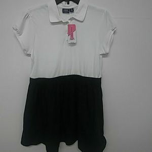 Girls Izod Dress NWT